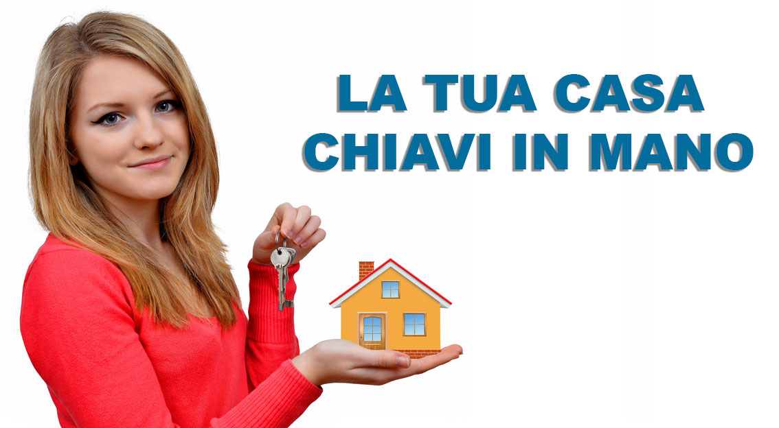La tua casa chiavi in mano